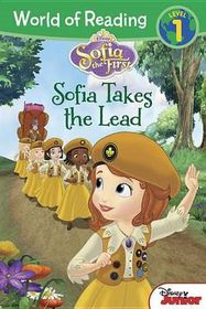 Sofia the First Sofia Takes the Lead