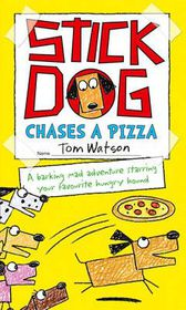 Stick Dog 3 Chases Pizza