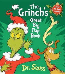 The Grinch's Great Big Flap Book