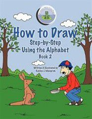 How to Draw, Step by Step, Using the Alphabet