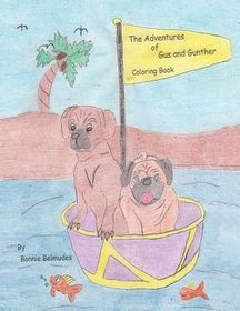 Adventures of Gus and Gunther - Coloring Book