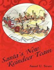 Santa's New Reindeer Team