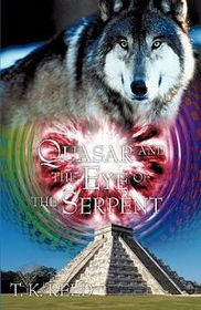 Quasar and the Eye of the Serpent