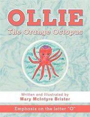 Ollie the Orange Octopus
