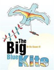 The Big Blue Kite