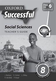 Oxford Successful Social Sciences Grade 8 Teacher's Guide