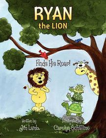 Ryan the Lion Finds His Roar