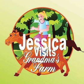 Jessica Visits Grandma's Farm