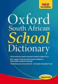 Oxford South African School Dictionary