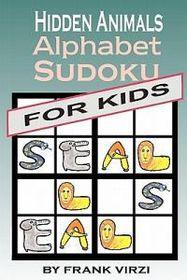 Hidden Animals Alphabet Sudoku for Kids