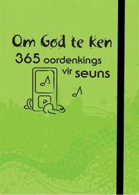 Om God Te Ken - 365 Oordenking