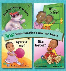 Klein-Handjies-Boeke Vir Babas 1
