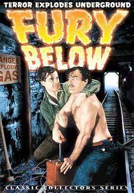 Fury Below - (Region 1 Import DVD)