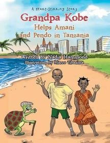 Grandpa Kobe Helps Amani and Pendo in Tanzania