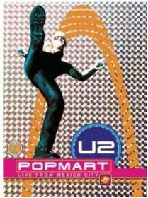 U2 - Popmart - Live From Mexico City (DVD)