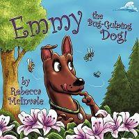 Emmy the Bug-Gulping Dog