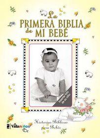 La Primera Biblia de Mi Bebe