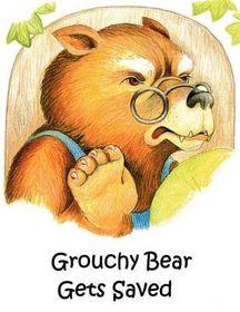 Grouchy Bear Gets Saved