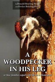 A Woodpecker in His Leg