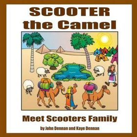 Scooter the Camel