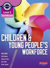 Children and Young People's Workforce Candidate Handbook. by Penny Tassoni ... [Et Al.]