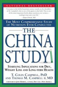 China Study:most Comprehensive Study