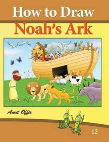 How to Draw Noah's Ark