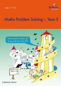 Maths Problem Solving - Year 3