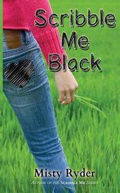 Scribble Me Black