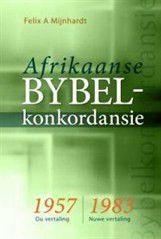 Afrikaanse Bybelkonkordansie