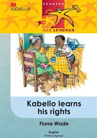 Kabello Learns His Rights