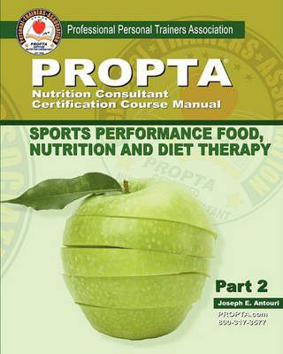 Nutrition Consultant Certification Course Manual | Buy Online in ...