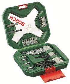Bosch - X-Line Classic Drill/Driver Set - 34 Piece