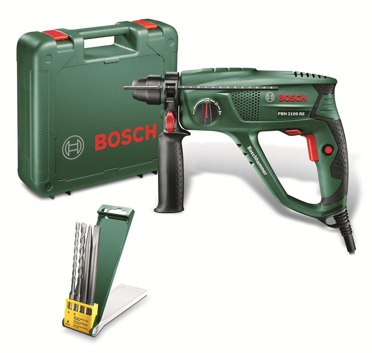 bosch rotary hammer. bosch - diy pbh 2100 re rotary hammer