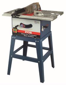Ryobi - Table Saw Bore With Legs - 254mm