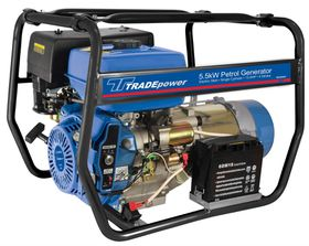 Tradepower - 5.5KW E/Start IndustryGenerator