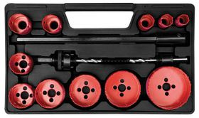 Yato - Hole Combination Saw Set - 15 Piece