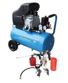 TradeAir - Compressor Hobby Master 50 Litre