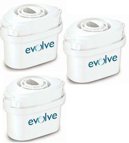 Aqua Optima - Evolve 30 Days Filter - 3 Pack