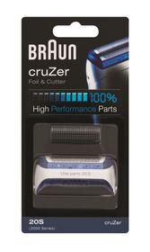 Braun Foil & Cutter 20S