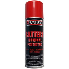 Spanjaard - Battery Terminal Protector (Red) 200ml