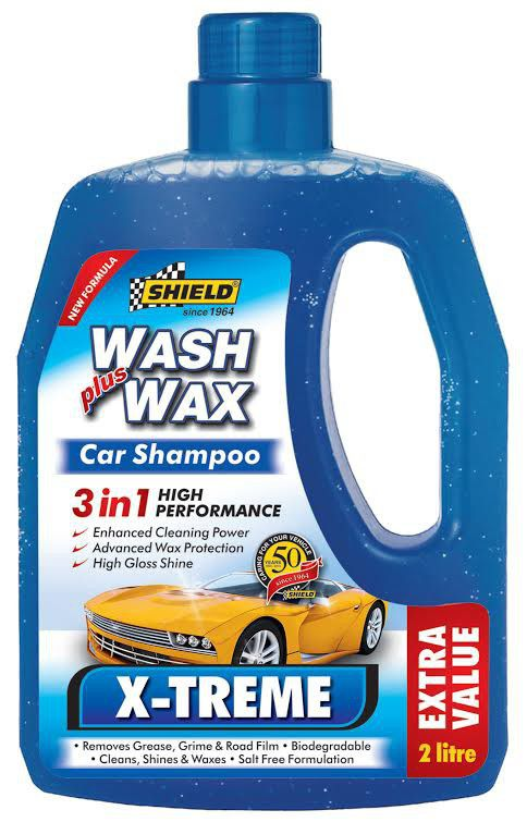 shield auto shield xtreme wash and wax car shampoo with beads 2l buy online in south africa. Black Bedroom Furniture Sets. Home Design Ideas