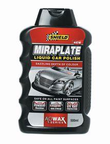 Shield - Miraplate A.O Liquid Car Polish 500Ml