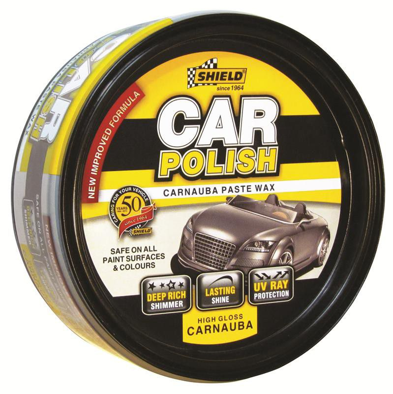 shield auto shield car polish paste wax 300ml buy. Black Bedroom Furniture Sets. Home Design Ideas