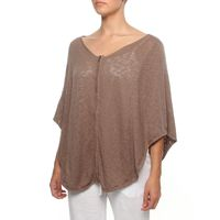 The Earth Collection Zipped Poncho - Mali