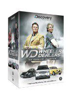Wheeler Dealers: The Complete Collection DVD (Region 2)