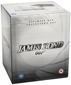 James Bond 007 Ultimate DVD Collector's Set (DVD)