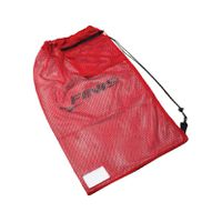 Mesh Gear Bag - Red