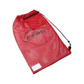 Mesh Gear Bag - Red