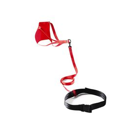 Swim Parachute Red 8 Inch